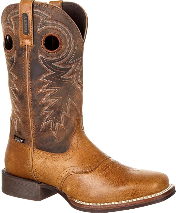 Rocky Dakota Ridge Western Boot