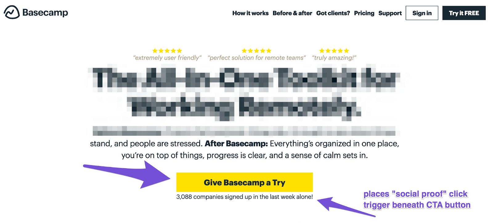 basecamp button example