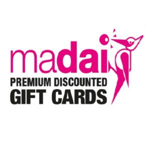Madai Premium Discounted Gift Cards