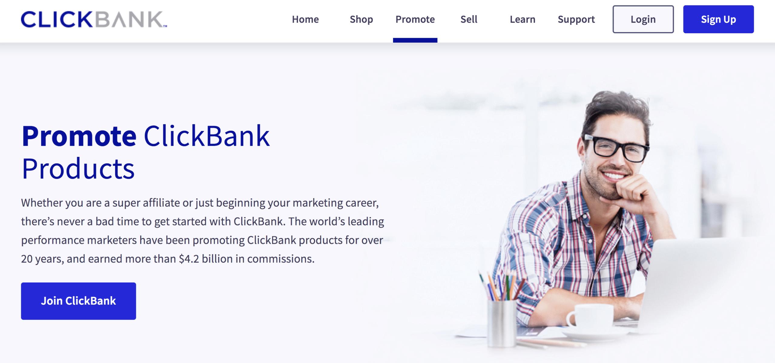 clickbank affiliate website best affiliate programs beginners