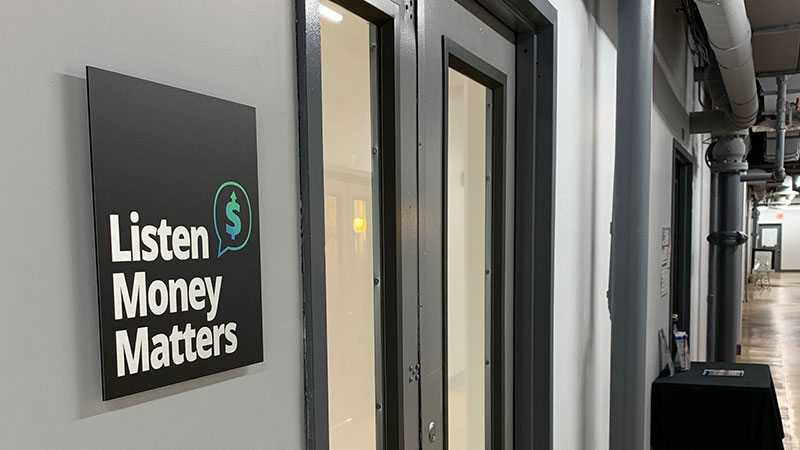 The Listen Money Matters Office