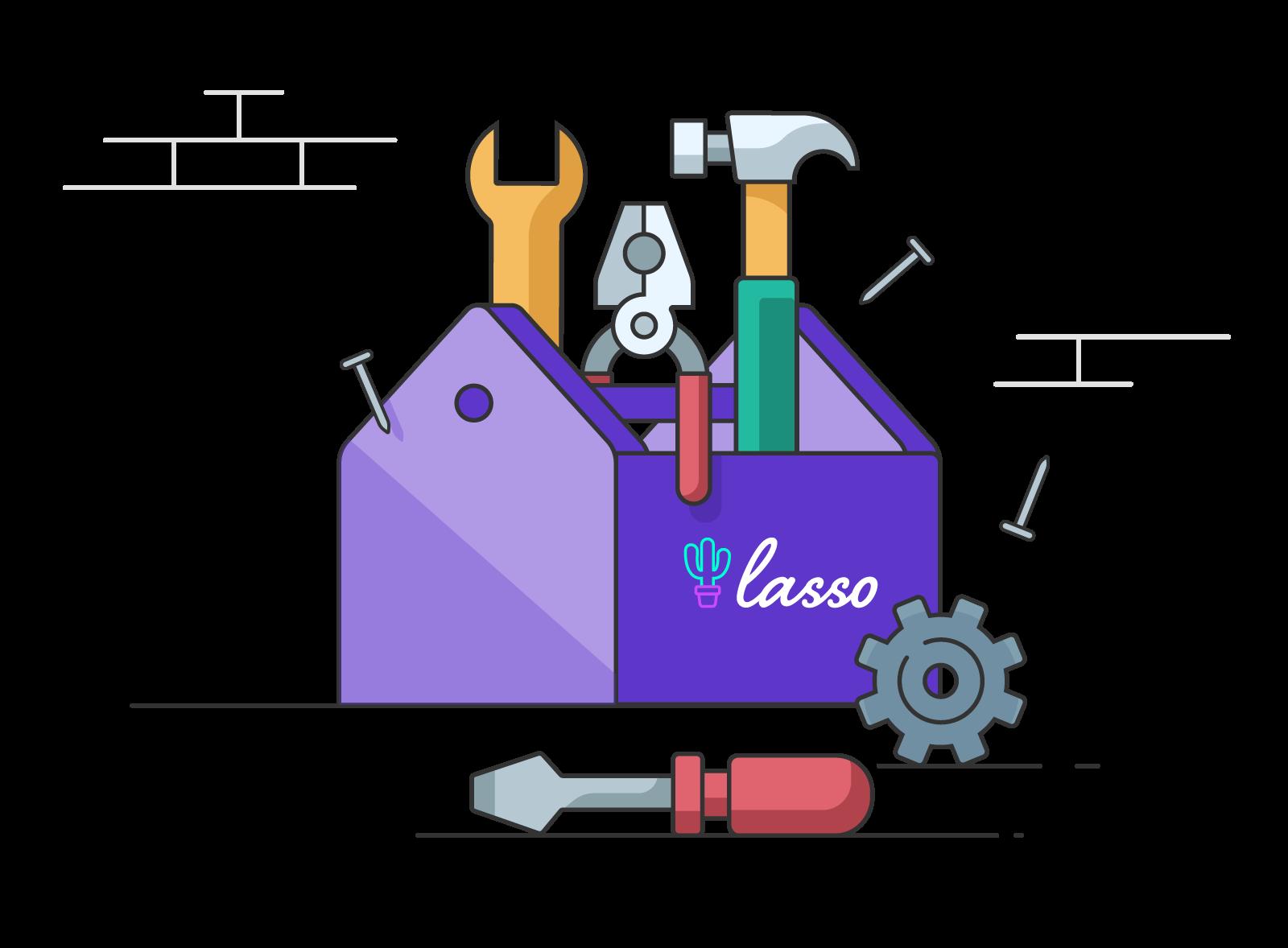 toolbox illustration