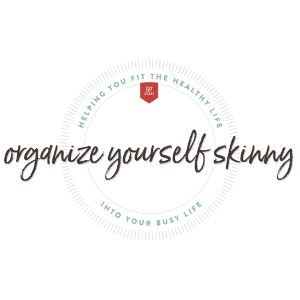 Organize Yourself Skinny