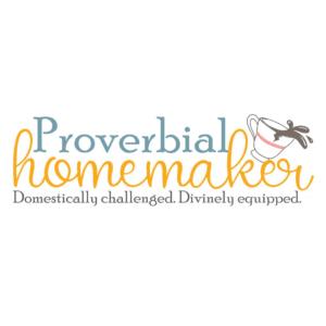 Proverbial Homemaker